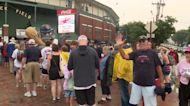 Fans pack Hadlock Field to see Red Sox ace Chris Sale make rehab start