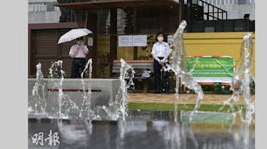 觀塘海濱音樂噴泉重開 市民質疑停開無關梘液泡沫:噴水池比較化學 (19:39) - 20210503 - 熱點