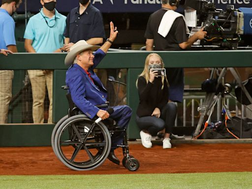 Texas Gov. Greg Abbott won't throw first pitch at Rangers opener over MLB's decision to move All-Star Game