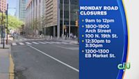 Road Closures, Parking Restrictions In Center City For Filming Of Adam Sandler 'Hustle' Movie