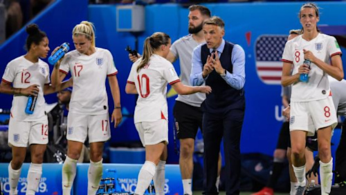 England women: Phil Neville successor could be appointed next week
