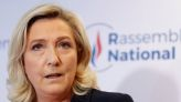 France's Le Pen says she will take down wind turbines if she is elected