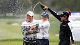 Ko wins Founders Cup, ties Sorenstam record