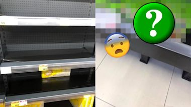 台灣疫情|超市大爆搶購潮 唯獨一款泡麵無人碰 今次不是辛辣麵