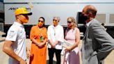 McLaren Racing teams up with Duke of Edinburgh Award to drive youth success