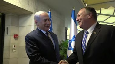 Pompeo to Israel: U.S. focus is still on Iran 'threat'