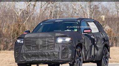 Honda 七人座 SUV 大改款開發中,外型明顯變得更粗獷! - 自由電子報汽車頻道