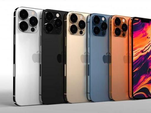 iPhone 13系列渲染圖曝光 顯示相機有重大升級