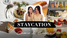 編輯體驗美麗華酒店Staycation:尊貴白金庭園套房、Whi...