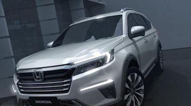 大改款七人座 BR-V 前身?Honda N7X Concept 量產消息曝光! - 自由電子報汽車頻道