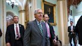 Voting bill showdown looms as GOP rejects Manchin plan