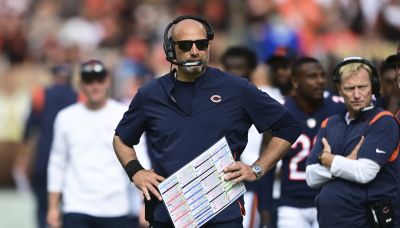 Bears' Matt Nagy must give up play calling, for his and Justin Fields' best interests