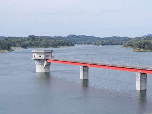 西南氣流一夜猛灌1億噸雨水 水利署:短期不必再擔心缺水