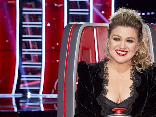 Kelly Clarkson *Finally* Revealed When She's Returning to 'The Voice'