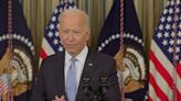 'It's Just About Paying Your Fair Share, for Lord's Sake,' Biden Says