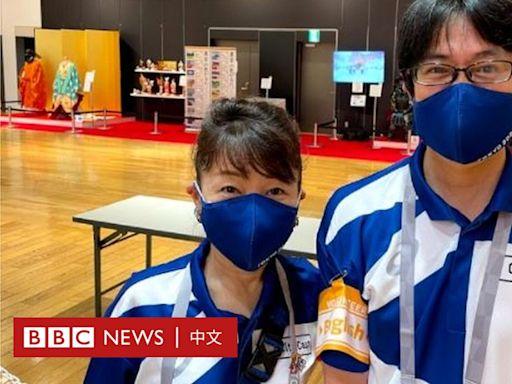 東京奧運義工心聲:以日本傳統禮儀為盛會帶來一分安心
