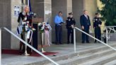 To protect and serve: Lebanon officials honor fallen officers in courthouse ceremony