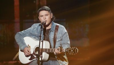 'American Idol' contestant Caleb Kennedy leaving show after shocking video surfaces