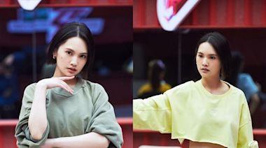 楊丞琳《浪姐2》練舞戴塑膠頭套? 本尊親自解答網笑炸