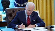Biden signs executive order with focus on 'restoring the Affordable Care Act'
