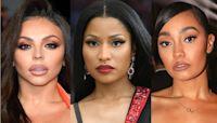 Nicki Minaj Seems to SLAM Little Mix Amid Jesy Nelson Scandal
