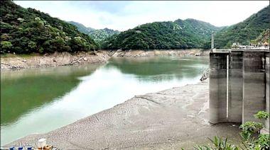 受惠梅雨 石門水庫水位半個月升27米