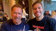 Arnold Schwarzenegger Pens Sweet Post For Son Joseph Baena's 24th Birthday