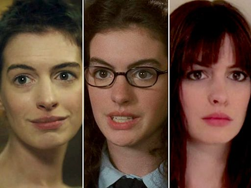 Every single Anne Hathaway movie, ranked by critics
