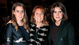 Sarah Ferguson Praises Beatrice and Eugenie as Moms: 'My Little Girlies Have Their Own Little Ones'