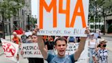 Marchers try to keep alive national discussion on Medicare-for-all health care