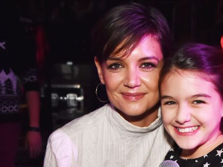 "Katie Holmes and Her Daughter Suri Cruise ""Saved Each Other"" After Moving Away From Tom Cruise"