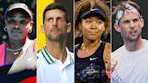 Serena Williams, Novak Djokovic, Naomi Osaka, and Dominic Thiem Advance to Third Round of Australian Open