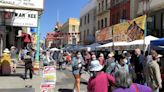 金山中秋街會擺攤多元 華裔表演團體超吸睛