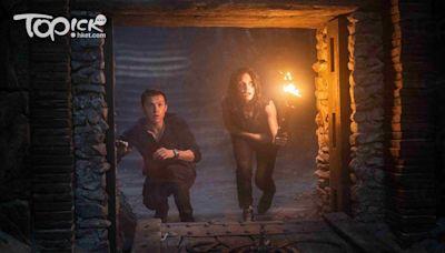《秘境探險》首段預告片推出 「蜘蛛俠」湯賀倫+麥克華堡合作奪寶 - 香港經濟日報 - TOPick - 娛樂