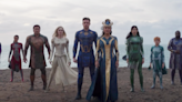 Marvel's Eternals early reviews aren't so glowing