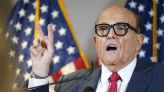 Trump lawyer Giuliani in hospital after positive COVID test