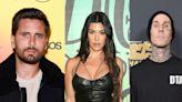 Scott Disick reportedly has 'unsettled ill will' towards ex Kourtney Kardashian & her BF Travis Barker
