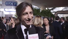 "'Marriage Story' Director Noah Baumbach Visited the Set of Greta Gerwig's 'Little Women' ""Many Times"" 