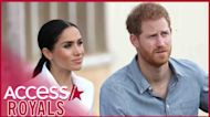 Prince Harry And Meghan Markle Support Aid Organizations