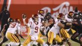 USC Trojans' Saturday Football Game Against Colorado Canceled; Covid-19 Outbreak Leaves 'SC Depleted At Key Position