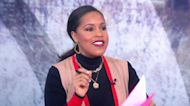 Sheinelle Jones gets emotional reporting message for parents during pandemic