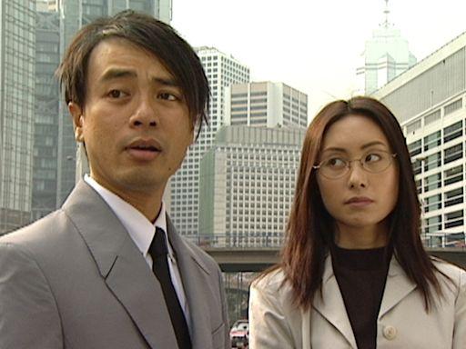 太邪?《雙面伊人》深夜重播被抽起 TVB改播《法網伊人》