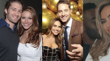 A Look at Chrishell Stause's Love Life From Matthew Morrison, to Justin Hartley, and Now Keo Motsepe