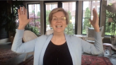 Elizabeth Warren responds to Biden's backing of COVID-19 vaccine patent waivers: 'I'm delighted'