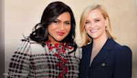 Mindy Kaling reveals that Reese Witherspoon gave her the best parenting advice