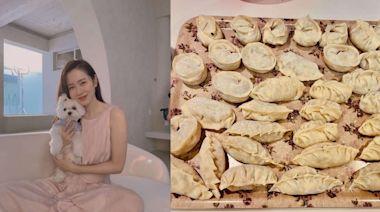 跟著孫仙一起包餃子!韓網爆紅「史努比煎餃」食譜教學,零廚藝也能輕鬆上手