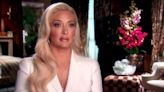 RHOBH: Erika Jayne Comments on WWE Fan's Sign Questioning Her Innocence