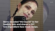 Halle Berry Shared One of Her Favorite DIY Face Mask Recipes