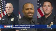 Border Patrol Officers Help To Save Unresponsive Infant at BWI Airport