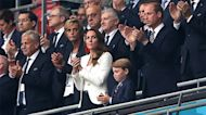Royals Report: Prince George attends Euro 2020 final with his parents
